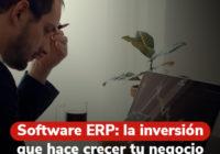 beneficios software erp empresa