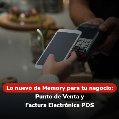 punto de venta y sistema de pos factura electrónica