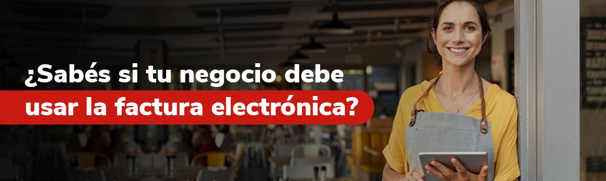 empresas obligadas a emitir facturas electrónicas